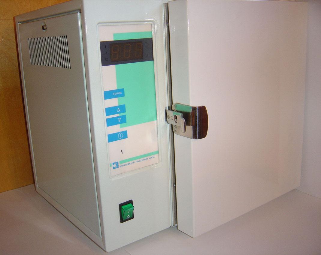 Автоклав суховоздушный ГП-10 МО с опосредованным охлаждением