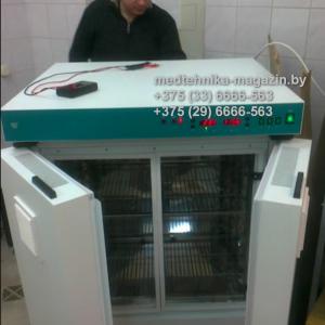 Плановое обслуживание климатической камеры КС-200