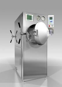 Стерилизатор паровой ГКД-100-4 проходной