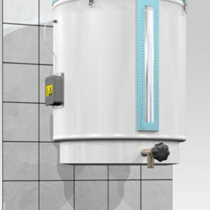 Сборник для хранения очищенной воды С-25-01