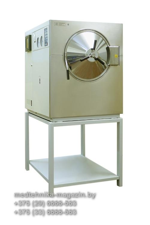 Стерилизатор паровой СПГА-100-1-НН на подставке под стерилизатор