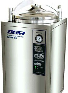 Стерилизатор паровой DGM-80 с вакуумным насосом