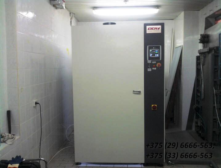 Утилизатор медицинских отходов DGM М 100 установлен в лаборатории