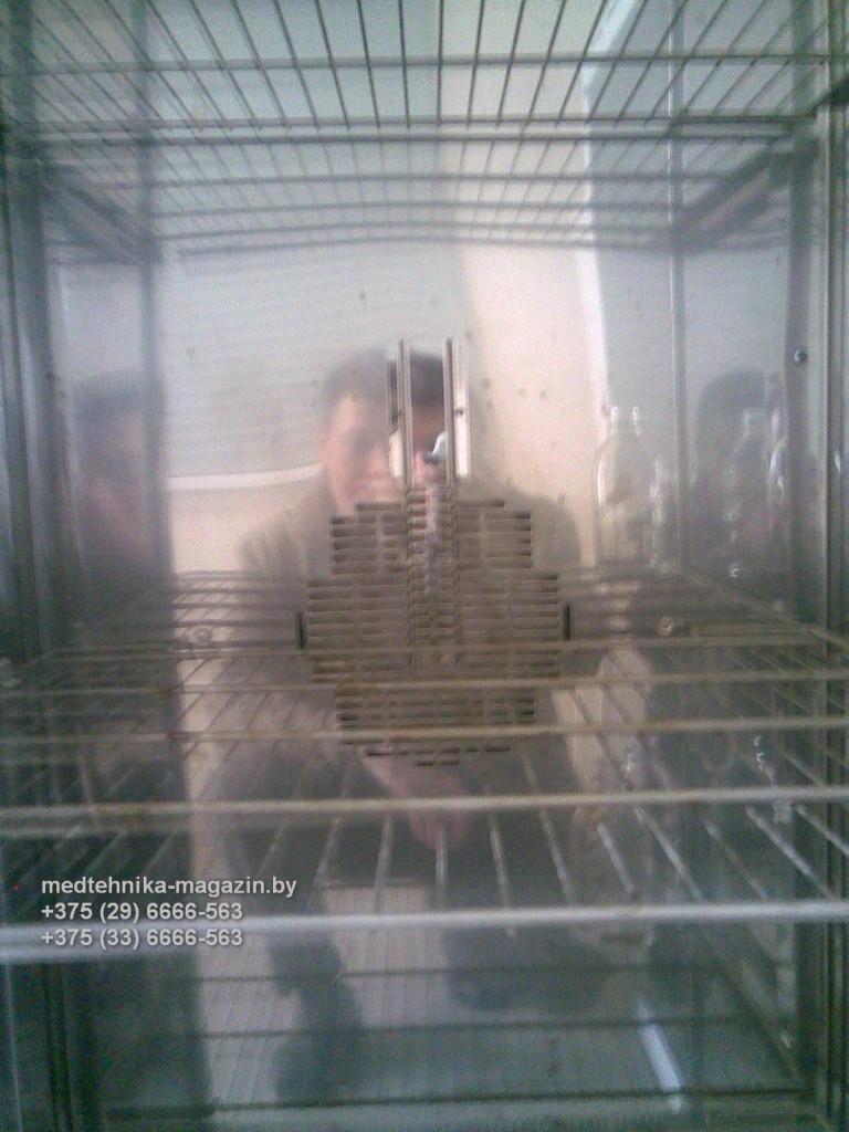 Внутренняя камера из нержавейки стерилизатора ГП-320 ПЗ