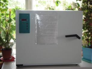 Сушильный шкаф ШС-80-01 -01 в больнице №1 г. Минска