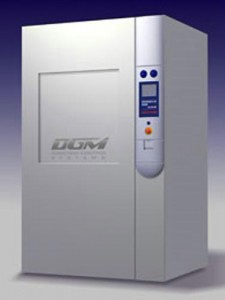 Горизонтальный паровой стерилизатор DGM AND-300