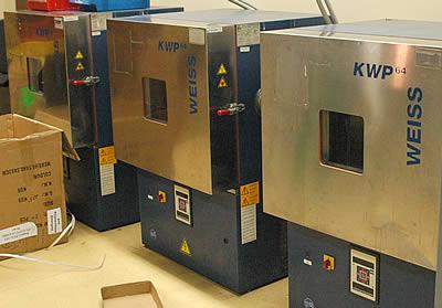 Климатическая камера для испытаний мед оборудования