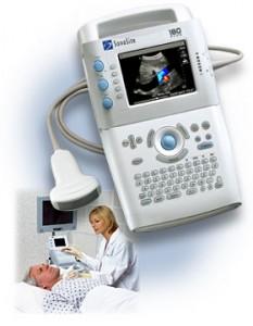 Портативная УЗИ- система SonoSite 180PLUS  для спортивной медицины