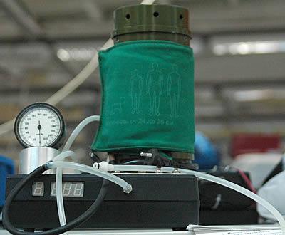 Прибор для калибровки тонометров