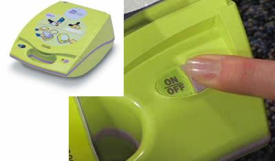 Включение AED Plus