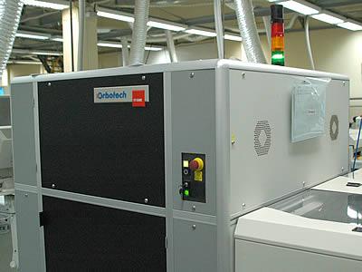 зрительной инспекции печатных плат