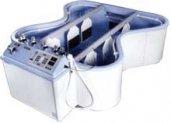 Установка подводного вытяжения позвоночника с автоматическим массажем типа ПВЛ