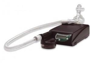 Аппарат SOMNOsmart 2: Регулировка терапевтического давления