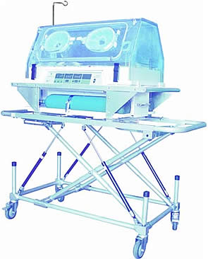 Транспортный кювез - инкубатор для новорожденных