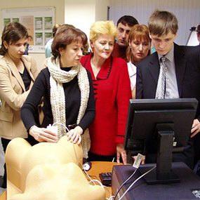 Презентация нового УЗ тренажера Sonofit для акушеров и гинекологов - Особый репортаж РМС-Экспо