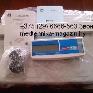Весы ВЭМ-150 на жесткой стойке МАССА-К